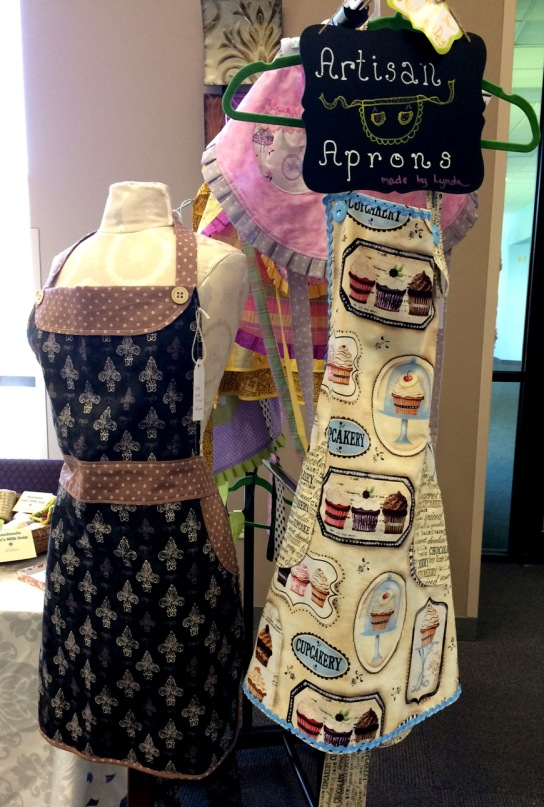 apron display7w
