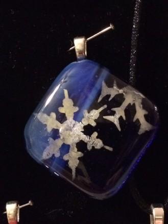 Snowflake Pendant2
